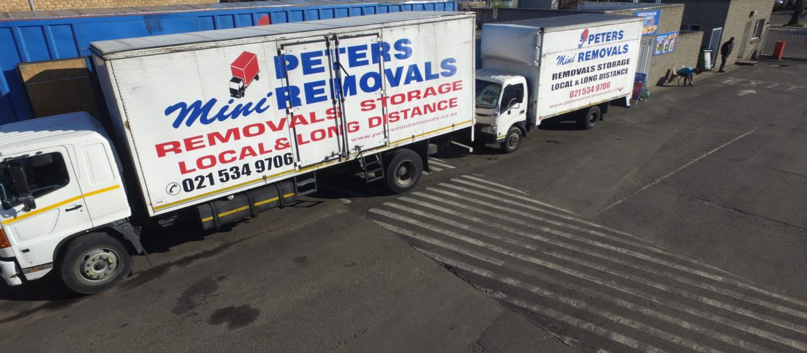 Removals Pinelands