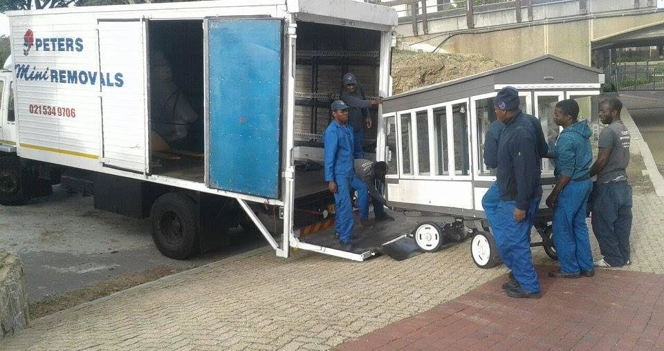Office Removals Cape Town