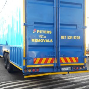 Moving Company Cape Town