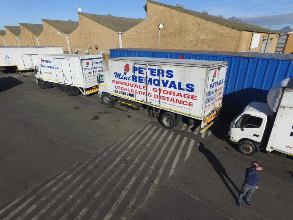 Removals Johannesburg To Cape Town