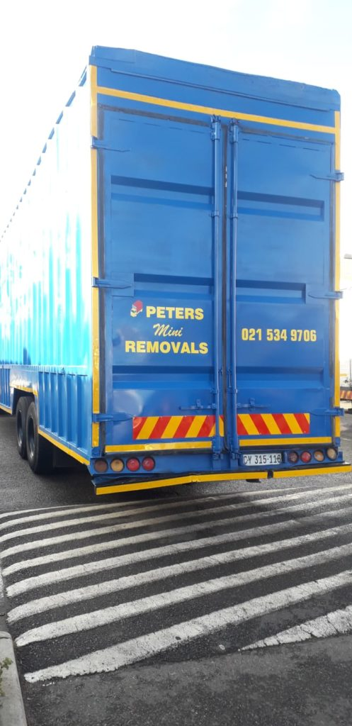 Local Removals Cape Town